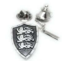LAPEL PIN PEWTER SAVE OUR PLANET TIE TACK