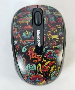 Microsoft Wireless Mobile Mouse 3500 Limited Edition Artist Series Sally Zou
