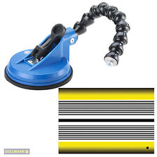 Ausbeulwerkzeug Fixierschild Ausbeulreflektor Dellen erkennen PDR Art. 99142
