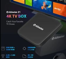 Alfawise Z1 Bluetooth 4K 3D Android 7.1.2 Dual WiFi TV BOX Media Player 3G+32GB