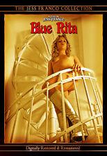 Blue Rita DVD 1977 Aka Das Frauenhaus Jess Franco Last One Global