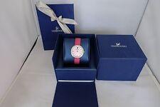 Genuine Swarovski Daytime Berry Pink Watch 5130549 Birthday wedding summer  £159