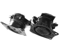 2PC FRONT AND REAR WITH VACUUM MOTOR MOUNT FOR 2005-2012 ACURA RL 3.5L 3.7L NEW