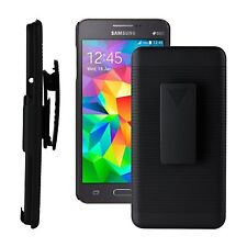 Samsung Galaxy Core Prime G360 Slim Shell Holster Case Cover Belt Clip