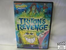 SpongeBob SquarePants: Triton's Revenge (DVD, 2010)