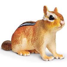 Eastern Chipmunk Incredible Creatures Figure Safari Ltd NEW Toys Educational