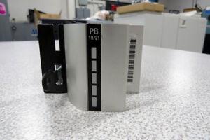 GBC MP2500ix Comb Die 7704451 – Plastic Comb 04GBCMP25PB