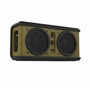 Skullcandy Air Raid - Speaker - for portable use - wireless - Bluetooth - olive