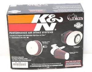 K&N RK-3909-1 Intake System Filter Sportfilter Harley Davidson
