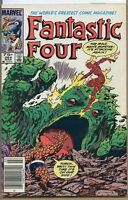 Fantastic Four 1961 series # 264 Canadian variant fine comic book