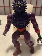 Vintage He-Man SPIKOR Action Figure 1984 Masters Of The Universe MotU ORIGINAL