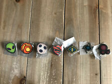 Keyforge - Promo Set Pins Collection - Ffg - The Call of The Arcontes