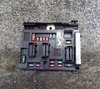 PEUGEOT / CITROEN BSM B3 UNDER BONNET ENGINE BAY FUSE BOX 9643498880 SIEMENS