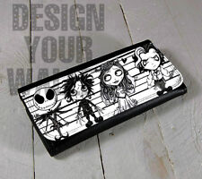 Womens Wallet, Disney, Tim Burton nightmare before Christmas , Sweeney Todd,