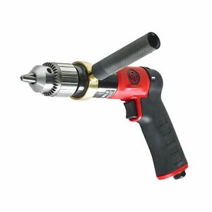 """Chicago Pneumatic 9789C 1/2"""" Composite Drill with Jacobs Chuck"""