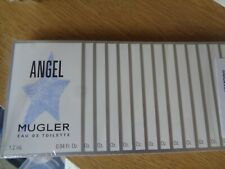 20 LADIES PERFUME SAMPLES  ANGEL STAR NEW STANDING EDT VIALS THIERRY MUGLER