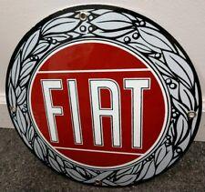 Fiat sign...X1/9 500 Spider 2000