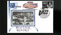 WEATHER REPORT JAZZ LEGENDS FESTIVAL 50th ANNIV COVER