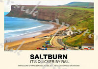Vintage Style Railway Poster Exmoor A4//A3//A2 Print