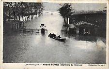 CPA Porte d'Ivry - Barriere de l'Oetroi (275111)