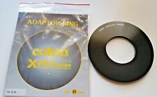Cokin 62mm Genuine Professional Filter Holder Adapter Ring X-pro Series France