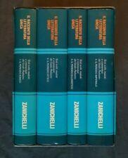 Il racconto della letteratura greca (4 volumi) - Zanichelli 1991