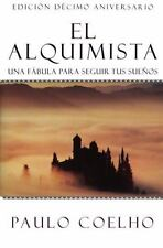 NEW El Alquimista by Paulo Coelho Paperback Book (Spanish)