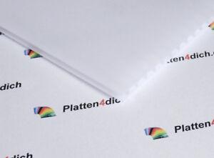 Polycarbonat Stegplatten OPAL 605mm x 1470mm - Dicke: 6mm - 1 Stk.