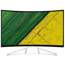 Acer 31.5-Inch ET322QR wmiix 1920 x 1080 Full HD 75Hz Curved LED Monitor