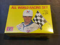 1991 All World Sports Racing - Sealed complete set of 100 cards