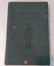 Jack Daniels Legacy Ben A. Green 1967