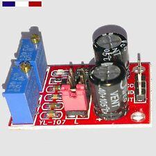 générateur signal carré, oscillateur base de temps réglable 1Hz à 200 Khz