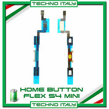 RICAMBIO PER SAMSUMG GALAXY S4 Mini i9190 pulsante HOME Touch Flex