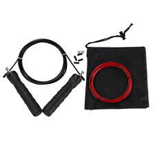 Jump Rope Professional Training Fitness adjustable Cable High Speed Skipping