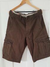 Gap Brown Cargo Shorts 34w Mens