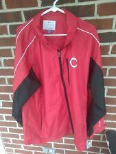Genuine Merchandise Glll Sport By Carl Banks . Cincinnati Reds Jacket Size Xxl