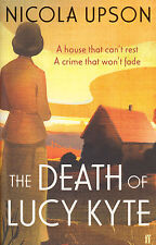 The Death of Lucy Kyte by Nicola Upson BRAND NEW BOOK (Paperback, 2014)