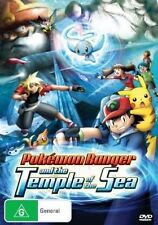 Pokemon - Pokemon Ranger And the Temple Of The Sea : Movie 9 (DVD, 2008)