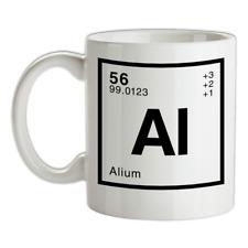 ALI - Periodic Element Mug - Surname - Family - Name - Tea - Coffee