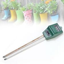 Easy Use Soil Moisture Light PH Test Meter for Outdoor & indoor Flower Plant ZX