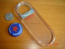 BOSCH Bottle Opener, Transparent Acrylic Plastic, New