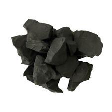 Schungit & Shungit  Wassersteine ca. 20 - 60 mm./ ca.1 kg. / Zertifikat