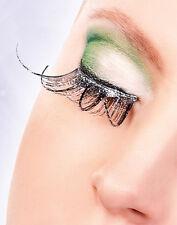 Black Feather False Eyelashes Extensions Baci Starlight