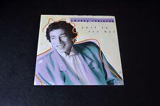 "Smokey Robinson Just To See Her 7"" Vinyl 1987 UK ZB41147 MOTOWN"