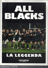 LIBRO=ALL BLACKS=LA LEGGENDA=2013