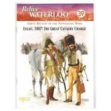 del Prado Relive Waterloo Magazine No.39 Mbox3618/I The Great Cavalry Charge