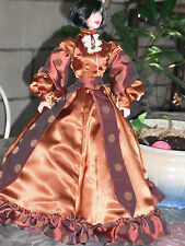 Tea and coffee dress for Scarlet 16inch Tonner TINY TAILOR