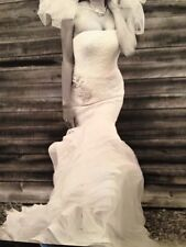 Vera Wang Wedding Dress (with Free Veil)