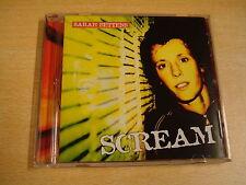 CD / SARAH BETTENS - SCREAM