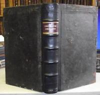 1624. Stephanus. 'Greek-Latin Bible Concordance' FINE BINDING.Theology Christian